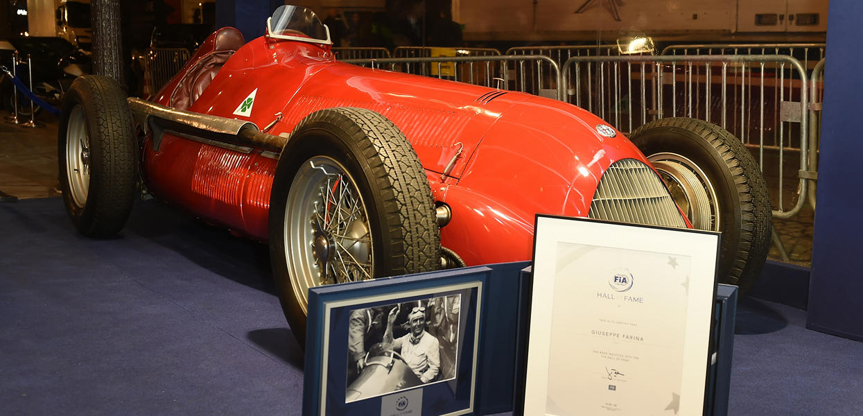 FIA Hall Of Fame - Paris