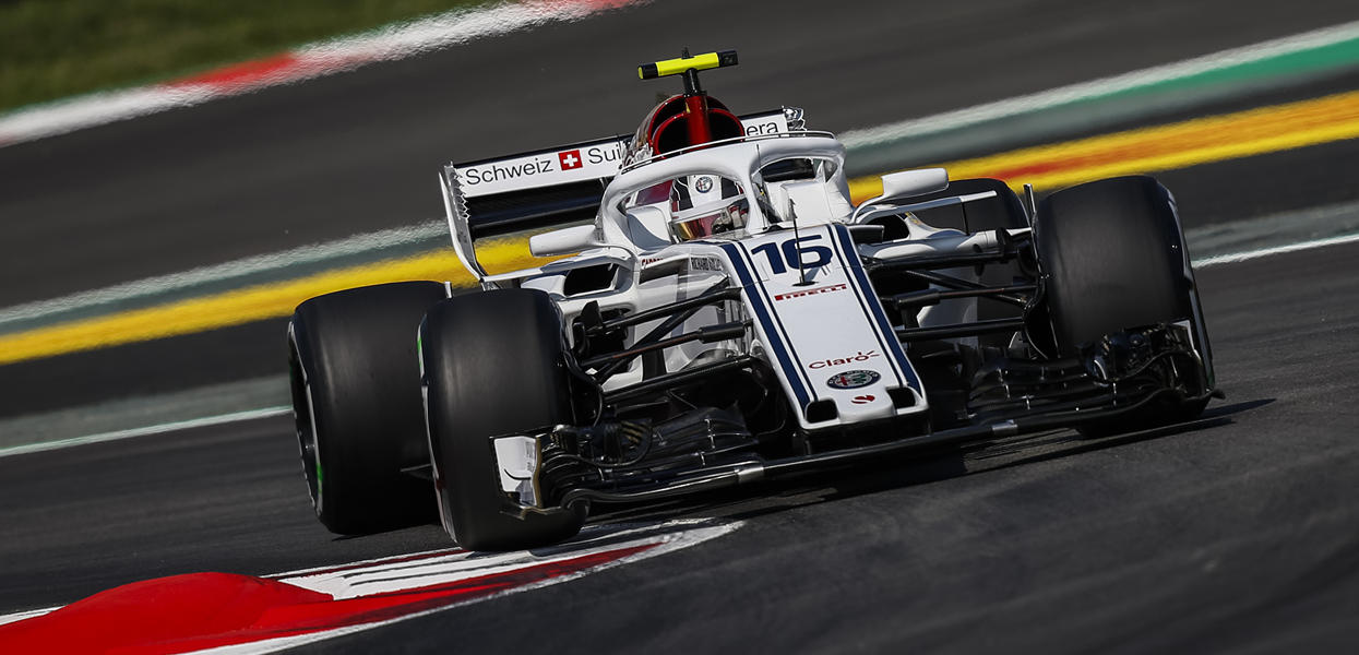Spanish Grand Prix Practice