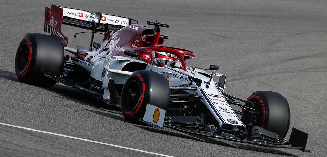 F1 - BAHRAIN GRAND PRIX 2019