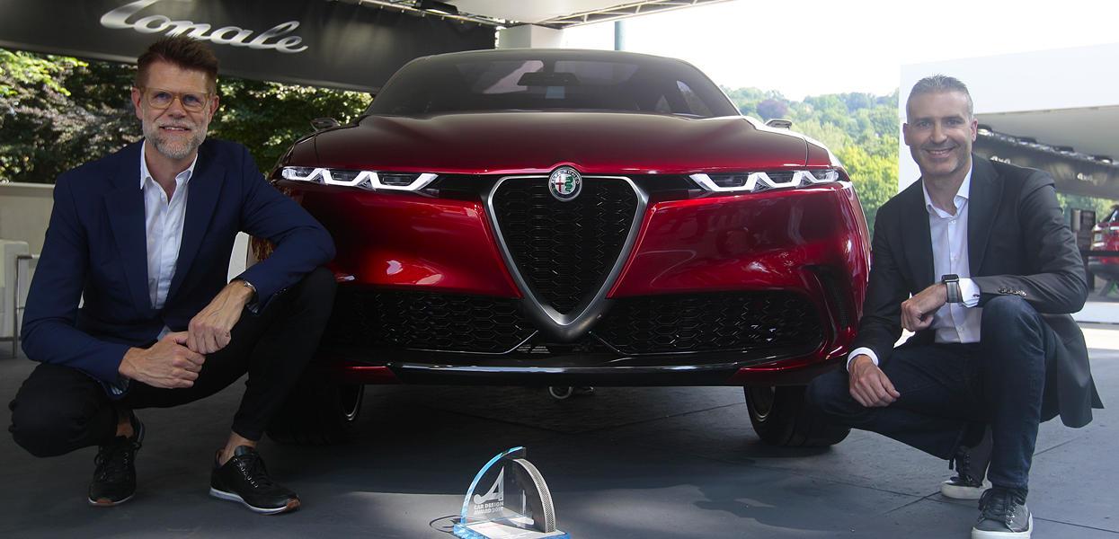 Parco Valentino Motor Show